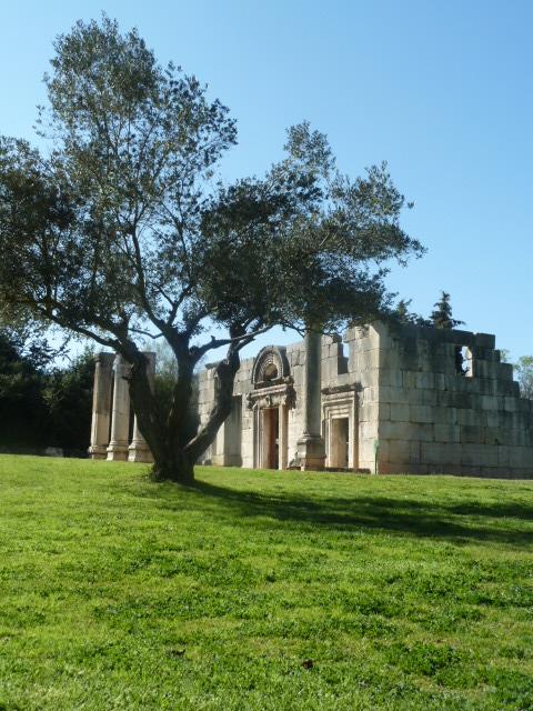 בית הכנסת העתיק בכפר בירעם חיבור רוחני עדכני להיום